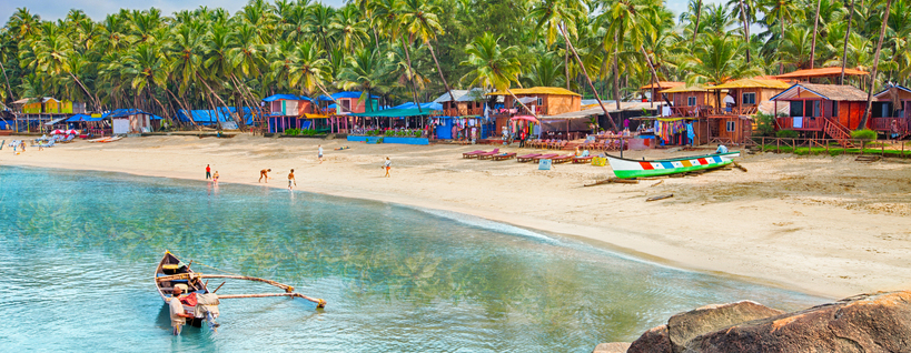 Goa 3 star Package with transfers